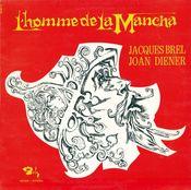 Pochette L'Homme de la Mancha (OST)