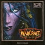 Pochette Warcraft III: Reign of Chaos (OST)