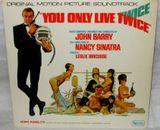 Pochette You Only Live Twice (OST)