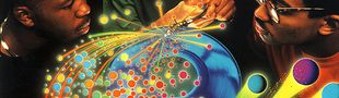 Pochette Breaking Atoms