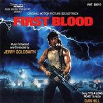 Pochette First Blood (OST)