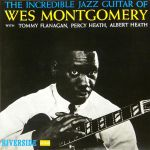 Pochette The Incredible Jazz Guitar of Wes Montgomery