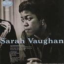 Pochette Sarah Vaughan