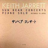 Pochette Sun Bear Concerts (Live)