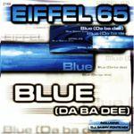 Pochette Blue (Da Ba Dee) (Single)