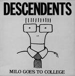 Pochette Milo Goes to College