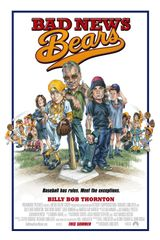 Affiche Bad News Bears