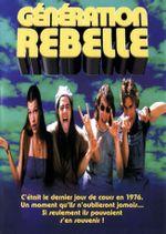 Affiche Génération Rebelle