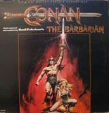 Pochette Conan the Barbarian (OST)
