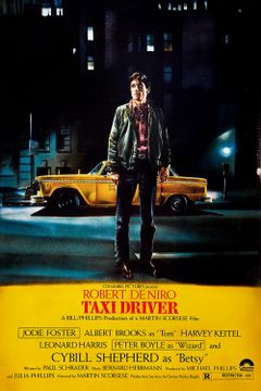 Affiche Taxi Driver