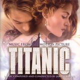 Pochette Titanic: Music From the Motion Picture (OST)