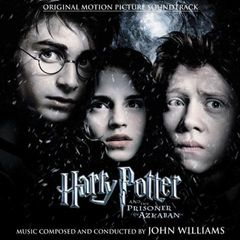 Pochette Harry Potter and the Prisoner of Azkaban (OST)