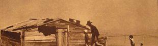 Pochette Dust Bowl Ballads Volume I