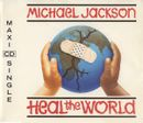 Pochette Heal The World (Single)