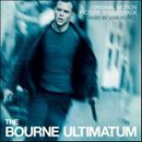 Pochette The Bourne Ultimatum (OST)
