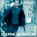 Pochette The Bourne Ultimatum (OST)
