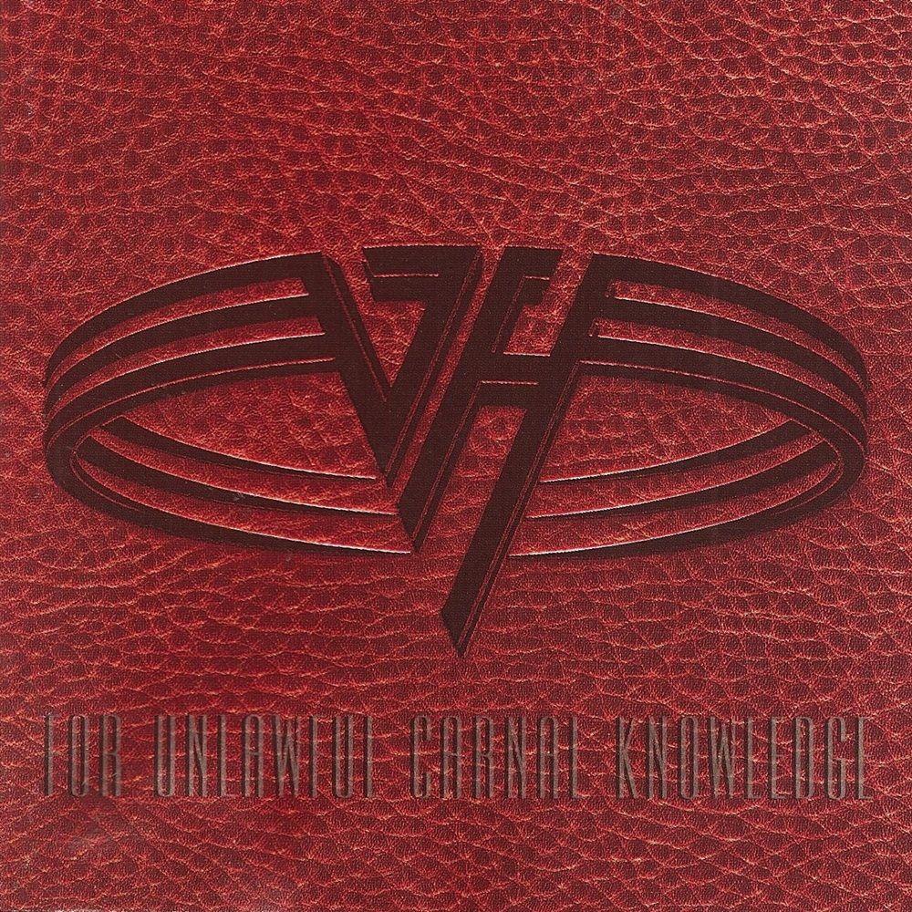 For Unlawful Carnal Knowledge Van Halen Senscritique