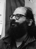 Photo Allen Ginsberg