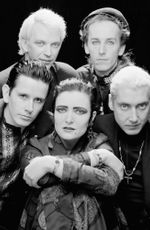Logo Siouxsie and the Banshees