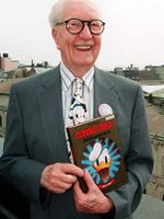 Photo Carl Barks