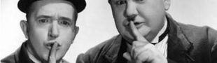 Cover Stan & Oliver, avant Laurel & Hardy