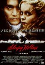 Affiche Sleepy Hollow, la légende du cavalier sans tête