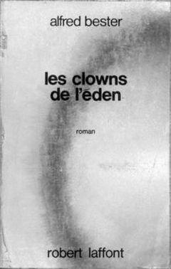 Couverture Les Clowns de l'Éden