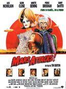 Affiche Mars Attacks !