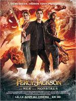 Affiche Percy Jackson : La Mer des monstres