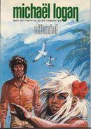 Couverture Elfaniel - Michael Logan, tome 3