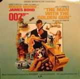 Pochette The Man With the Golden Gun (OST)