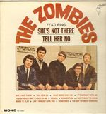 Pochette The Zombies (Featuring She's Not There and Tell Her No)