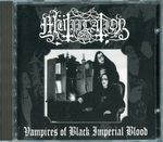 Pochette Vampires of Black Imperial Blood