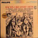 Pochette Bach's Greatest Hits