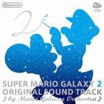 Pochette Super Mario Galaxy 2 Original Soundtrack (OST)