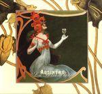 Pochette Absinthe: La Folie Verte