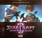 Pochette StarCraft II: Heart of the Swarm (OST)