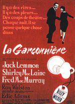 Affiche La Garçonnière