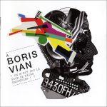 Pochette À Boris Vian : On n'est pas là pour se faire engueuler !