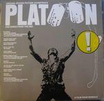 Pochette Platoon (OST)