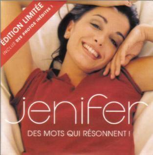 """Résultat de recherche d'images pour """"Jenifer des mots qui résonnent"""""""