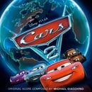 Pochette Cars 2 (OST)