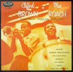 Pochette Clifford Brown and Max Roach