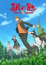 Affiche Silver Spoon