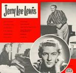 Pochette Jerry Lee Lewis
