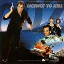 Pochette Licence to Kill (OST)