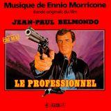 Pochette Le professionnel (OST)
