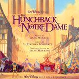 Pochette The Hunchback of Notre Dame (OST)