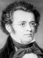 Photo Franz Schubert
