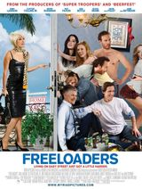 Affiche Freeloaders